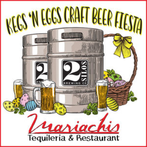 KEGS'N EGGS CRAFT BEER FIESTA - MARCH 31st @ Mariachis Tequila & Resaurant | Manassas | Virginia | United States