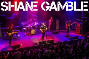 SHANE GAMBLE BAND