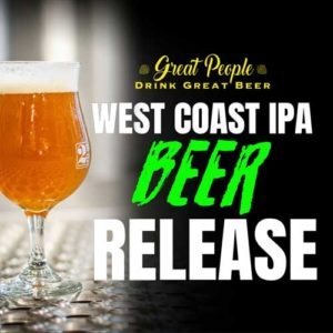 NEW: WEST COAST IPA