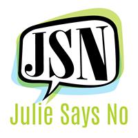 JULIE SAYS NO