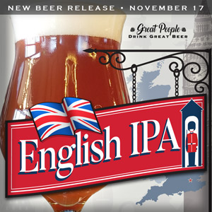NEW: ENGLISH IPA @ 2 Silos Brewing