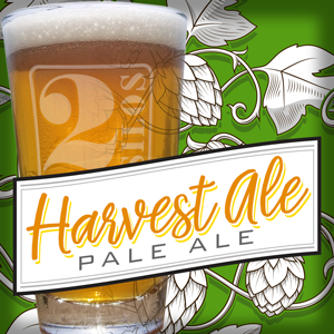 NEW: HARVEST ALE @ 2 Silos Brewing