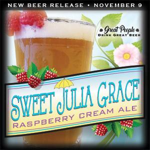NEW: SWEET JULIA GRACE @ 2 Silos Brewing