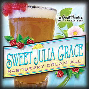 RE-RELEASE: SWEET JULIA GRACE @ 2 Silos Brewing