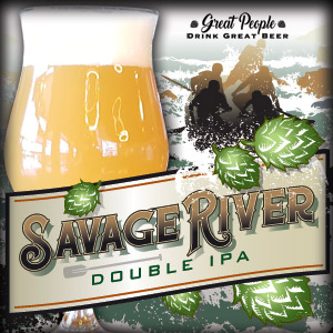 NEW: SAVAGE RIVER @ 2 Silos Brewing