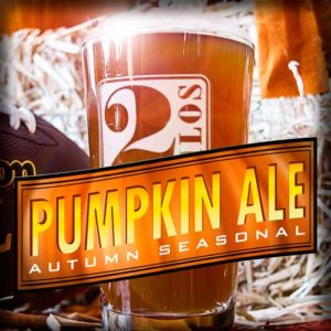 NEW: Pumpkin Ale