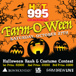 FARM-O-WEEN PARTY